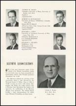 1951 Mt. Hermon School Yearbook Page 16 & 17