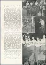 1951 Mt. Hermon School Yearbook Page 20 & 21