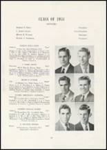 1951 Mt. Hermon School Yearbook Page 22 & 23
