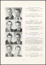 1951 Mt. Hermon School Yearbook Page 24 & 25