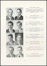 1951 Mt. Hermon School Yearbook Page 36 & 37