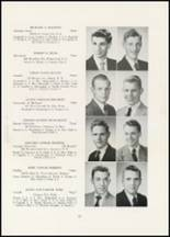 1951 Mt. Hermon School Yearbook Page 38 & 39