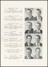 1951 Mt. Hermon School Yearbook Page 42 & 43