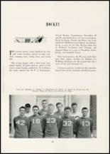 1951 Mt. Hermon School Yearbook Page 72 & 73