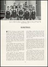 1951 Mt. Hermon School Yearbook Page 74 & 75