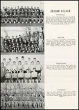1951 Mt. Hermon School Yearbook Page 84 & 85