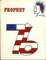 1976 Yearbook Prophetstown High School