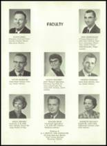 1965 Wyoming Community High School Yearbook Page 10 & 11
