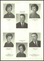 1965 Wyoming Community High School Yearbook Page 14 & 15