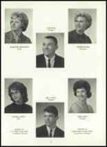 1965 Wyoming Community High School Yearbook Page 16 & 17