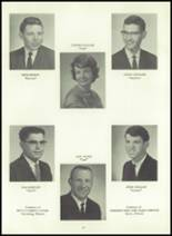 1965 Wyoming Community High School Yearbook Page 20 & 21
