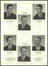 1965 Wyoming Community High School Yearbook Page 22 & 23