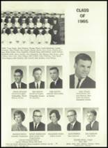 1965 Wyoming Community High School Yearbook Page 26 & 27