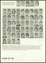 1965 Wyoming Community High School Yearbook Page 32 & 33