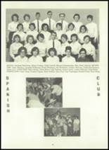 1965 Wyoming Community High School Yearbook Page 38 & 39