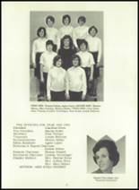 1965 Wyoming Community High School Yearbook Page 40 & 41