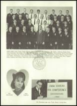 1965 Wyoming Community High School Yearbook Page 42 & 43