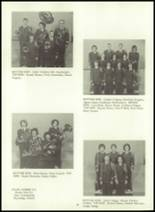 1965 Wyoming Community High School Yearbook Page 46 & 47
