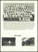 1965 Wyoming Community High School Yearbook Page 54 & 55
