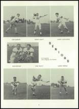 1965 Wyoming Community High School Yearbook Page 60 & 61