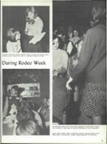 1967 Palo Verde High School Yearbook Page 56 & 57