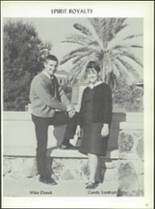 1967 Palo Verde High School Yearbook Page 90 & 91