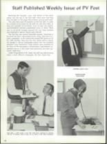 1967 Palo Verde High School Yearbook Page 110 & 111