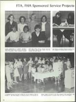 1967 Palo Verde High School Yearbook Page 140 & 141