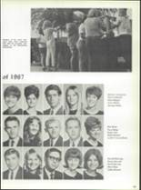 1967 Palo Verde High School Yearbook Page 206 & 207