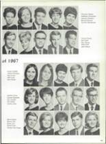 1967 Palo Verde High School Yearbook Page 210 & 211