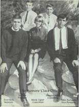 1967 Palo Verde High School Yearbook Page 256 & 257
