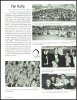 2001 Northampton High School Yearbook Page 20 & 21
