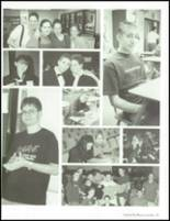 2001 Northampton High School Yearbook Page 32 & 33