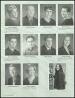 2001 Northampton High School Yearbook Page 50 & 51