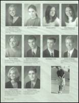 2001 Northampton High School Yearbook Page 54 & 55