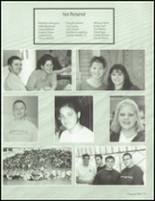 2001 Northampton High School Yearbook Page 74 & 75