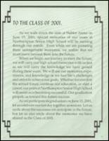 2001 Northampton High School Yearbook Page 76 & 77