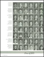 2001 Northampton High School Yearbook Page 102 & 103