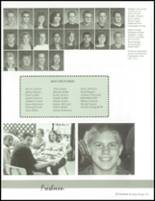 2001 Northampton High School Yearbook Page 114 & 115