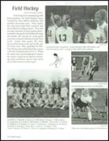 2001 Northampton High School Yearbook Page 128 & 129