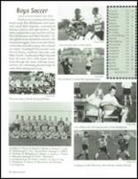 2001 Northampton High School Yearbook Page 130 & 131