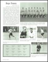 2001 Northampton High School Yearbook Page 166 & 167