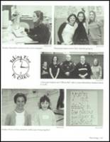 2001 Northampton High School Yearbook Page 208 & 209