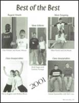 2001 Northampton High School Yearbook Page 238 & 239