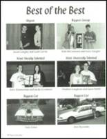 2001 Northampton High School Yearbook Page 242 & 243