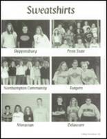 2001 Northampton High School Yearbook Page 250 & 251