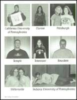 2001 Northampton High School Yearbook Page 254 & 255