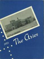 1953 Yearbook Reavis High School