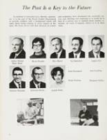 1968 Finney High School Yearbook Page 16 & 17