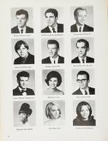 1968 Finney High School Yearbook Page 36 & 37